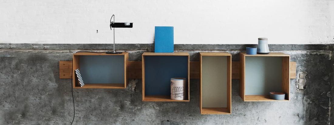 Flashsale - ConnoxPlus - Bühne für große Schätze: Wandregale - We Do Wood - SJ Bookcase