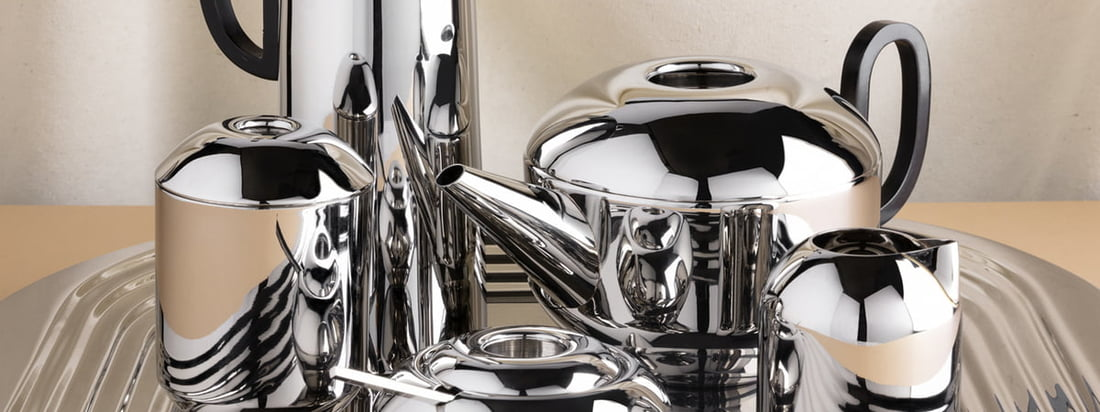 Flashsale: Kühle Materialien: Glas und Edelstahl