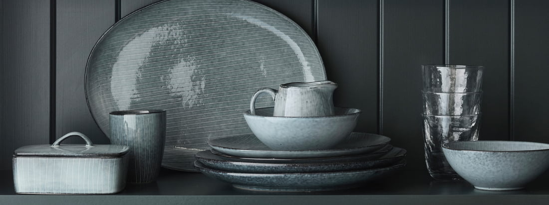 Broste Copenhagen - Série de vaisselle nordique