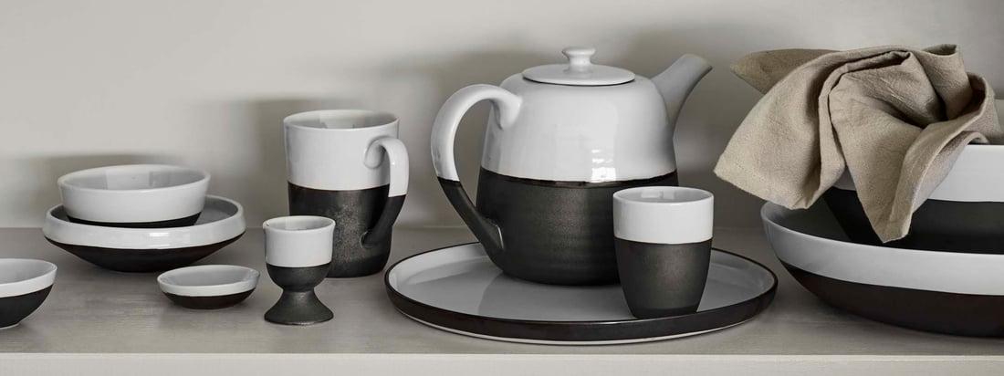 Broste Copenhagen - Série de vaisselle Esrum