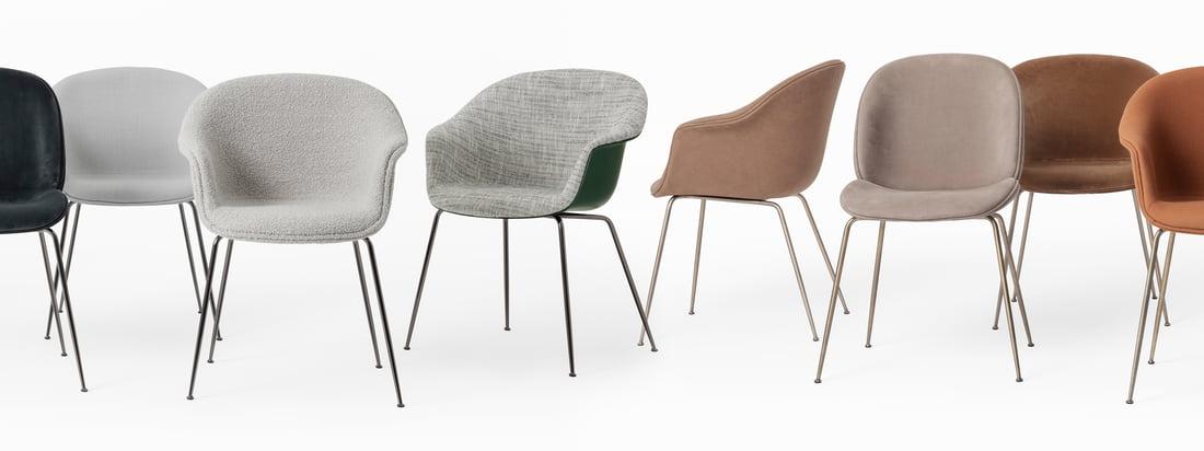Le duo dano-italien Stine Gam et Enrico Fratesi a pris comme modèle les formes courbes des ailes de chauve-souris et a conçu la chaise Bat, intemporelle et élégante.