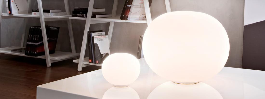 Flos - Glo-Ball Série de luminaires