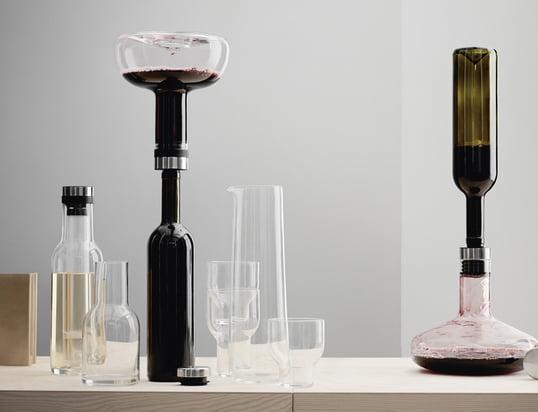 Trouvez des accessoires pour le bar et pour le service et la dégustation du vin...