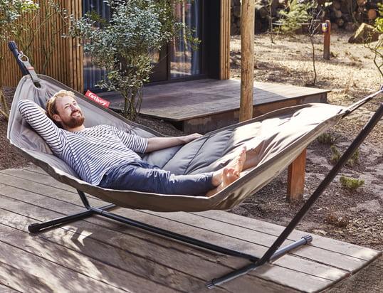 Hamacs et fauteuils suspendus- Photo d'ambiance