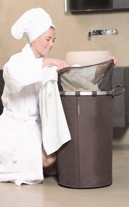 Paniers à linge et séchoir à linge pour vos vêtements !