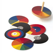 Naef - Toupie colorée à illusion d'optique Bauhaus