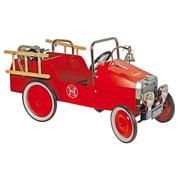Baghera - Camion à pédales Pompier