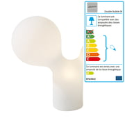 Studio Aarnio - Lampe de table Double Bubble