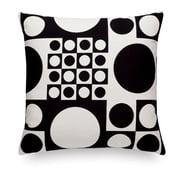 Vitra - Coussin Classic Maharam Geometri black/white