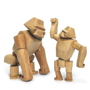 areaware - Wooden Creatures - Hanno le gorille