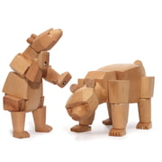 areaware - Wooden Creatures - Ursa l'ours