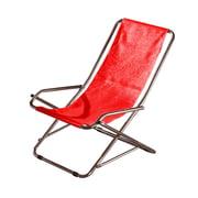 Fiam - Chaise transat en aluminium Dondolina