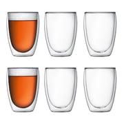 Bodum - Lot de verres Pavina