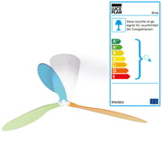 Luceplan - Blow Ventilateur / plafonnier