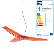Luceplan - Suspension lumineuse Aircon