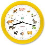 KooKoo - Horloge murale Kids World