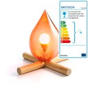 Skitsch - Lampe de table Fire Kit