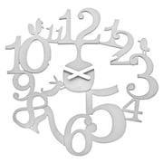 Koziol - Horloge murale [pi:p]