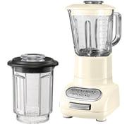 KitchenAid - Blender/mixeur Artisan avec récipient en verre
