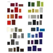 Kvadrat - Échantillon de tissu Hallingdal