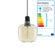 Normann Copenhagen - Amp suspension lumineuse