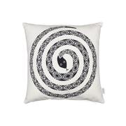 Vitra - Graphic Print Pillow - Snake