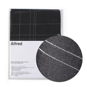 Alfred - Ensemble chemin de table + 2 serviettes de table Grace