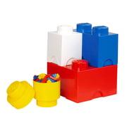 Lego - Multipack briques de rangement lot de 4