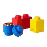 Lego - Multipack briques de rangement, lot de 3