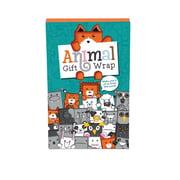 Luckies - Papier cadeau Animal Gift Wrap