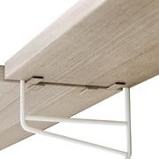 String - Système d'étagère, bois de frêne
