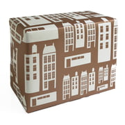 pleased to meet - Papier cadeau Townhouses