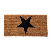 Bloomingville - Paillasson étoile