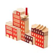 Areaware - Blocs de construction Blockitecture Habitat