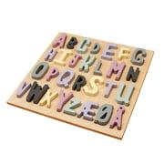 Sebra - Puzzle ABC en bois