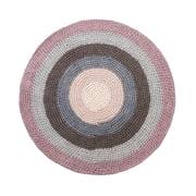 Sebra - Tapis au crochet pastel