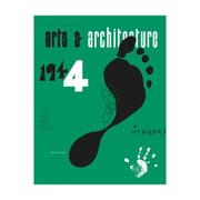 Vitra - Sérigraphie Eames janvier1944