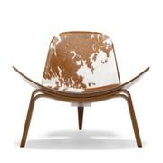 Carl Hansen - chaise coque CH07