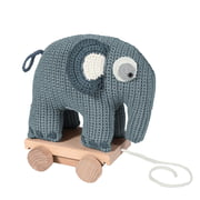 Sebra - Animal à tirer en crochet
