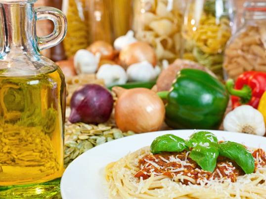 Le thème de la cuisine méditerranéenne