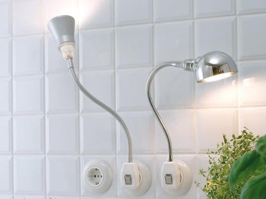 Spots, Lampes à pinces - Teaser