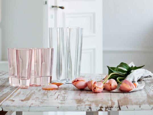 Photo d'ambiance, thème: pièces - Vases, Iittala