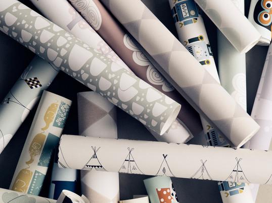 Banner - Emballages cadeaux