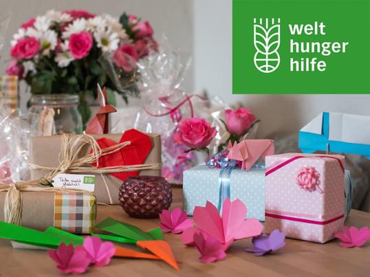 Dons cadeaux de la Welthungerhilfe - Extrait
