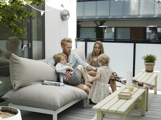 Outdoor-Möbel-Trend: Skagerak Float Sofa - bei connox.de erhältlich!