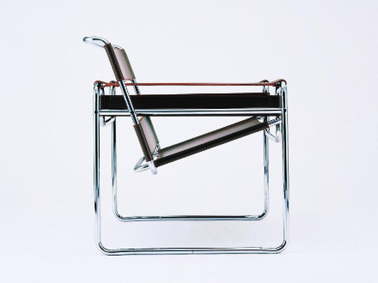 Chaise Wassily - Marcel Breuer