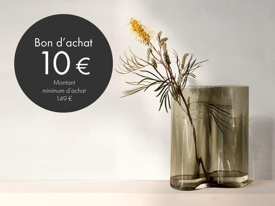 Connox bon d'achat: 10 € / 80 €
