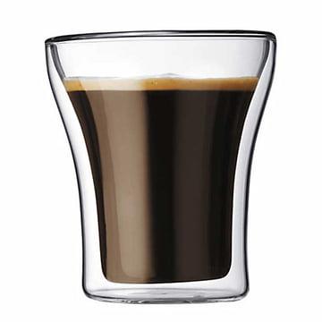 Assam de Bodum, verre à double paroi Assam 2,2dl