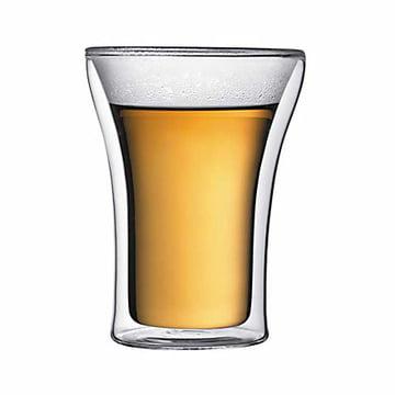 Assam de Bodum, verre à double paroi Assam 2,5dl