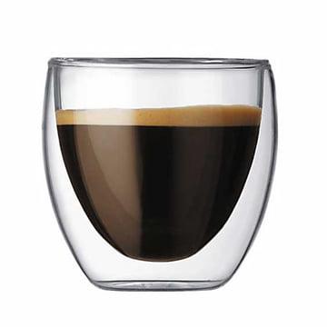 Pavina de Bodum, verre à double paroi 0,8 dl